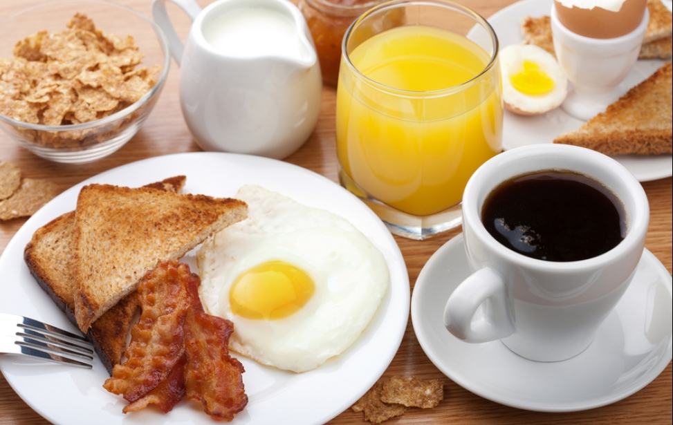 The Big Breakfast Diet - Diet