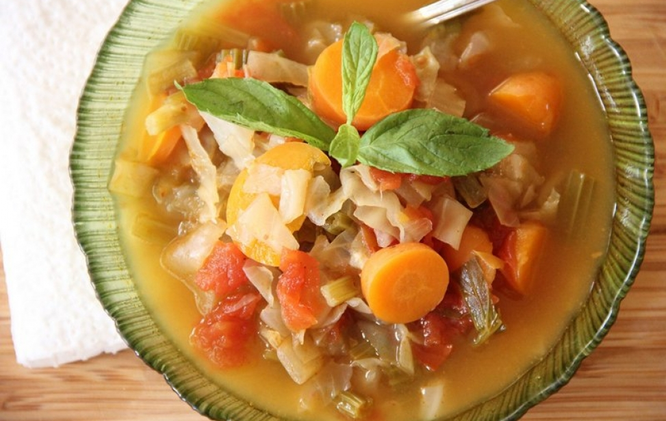 The Cabbage Soup Diet - Diet